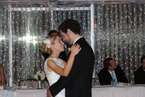 McQuillan / Jinks Wedding Reception