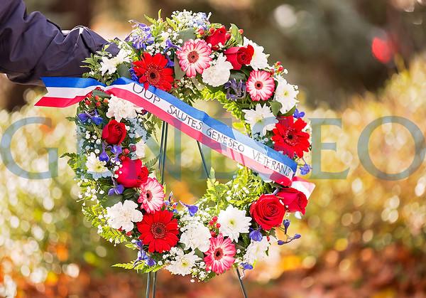 Veteran's Day Ceremony (Photos by Annalee Bainnson)