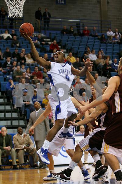 UB Bulls vs Western Michigan 2/3/09