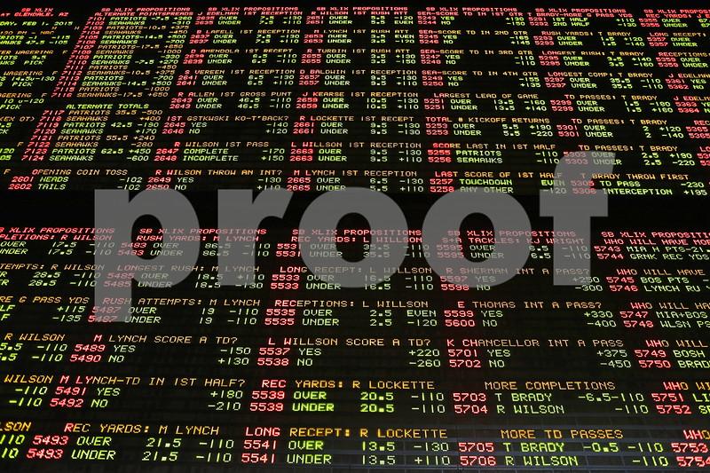 sports betting with Reid column