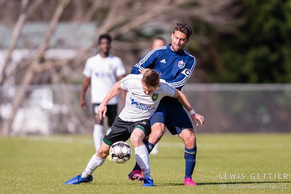 North Carolina FC vs Greenville Triumph SC 2-29-2020