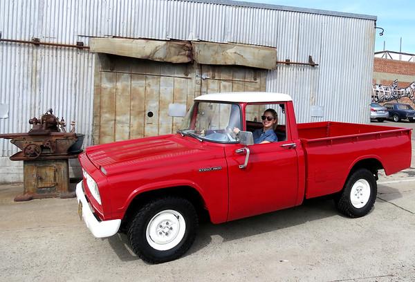 """1965 Toyota Stout - RK41L AKA """"Lite Stout"""""""