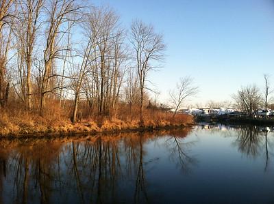11-22-12 Chester Creek