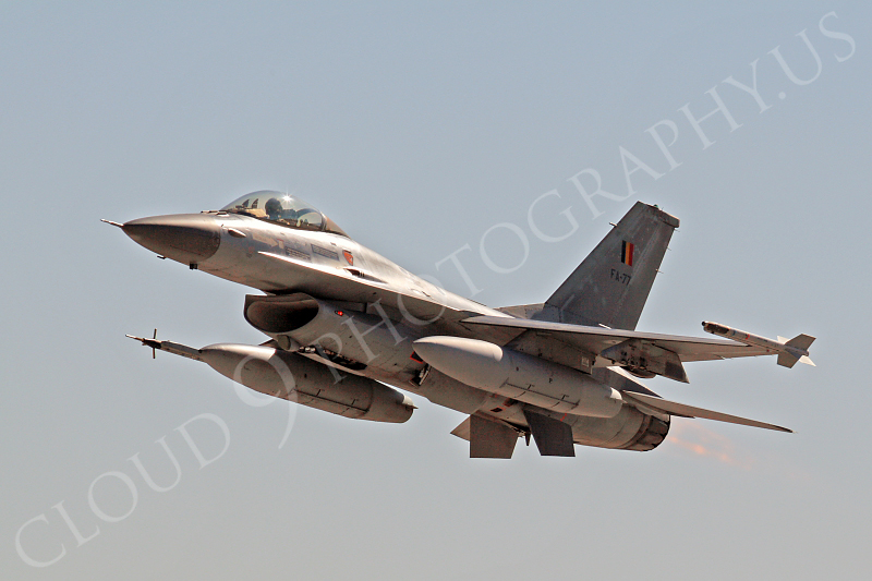 F-16Forg 00304 Lockheed Martin F-16 Fighting Falcon Belgium Air Force FA-77 by Tim Wagenknecht.JPG