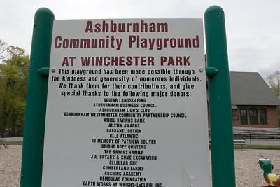 Winchester Park Ashburnham, May 9, 2019