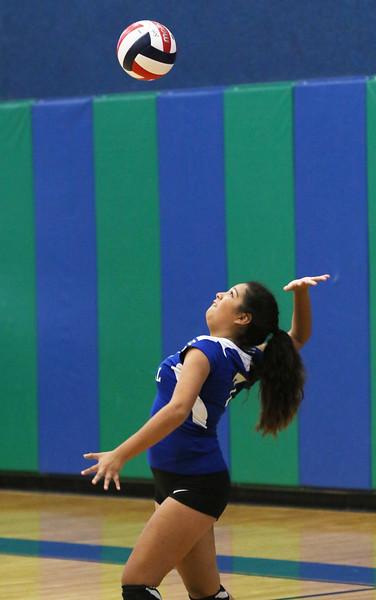 LPS Volleyball vs Cambridge 082615