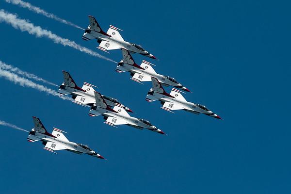 USAF Thunderbirds - 2018