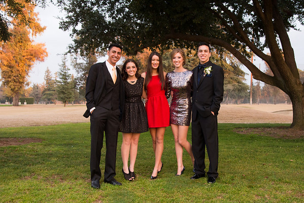 Clovis East Winter Formal