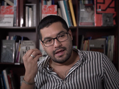 Autor e jornalista de El Faro, entrevistado em Ecologías of Migrant Care
