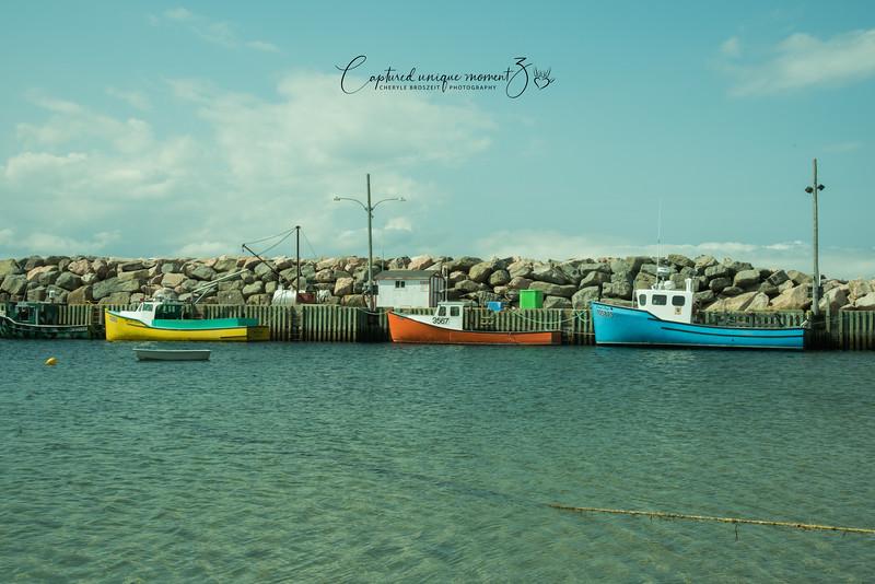 Bay St. Lawrence at Cape Breton