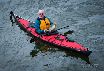 Paul Baylis Kayak