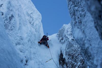 02 26 Scotland Winter Climbing Trip
