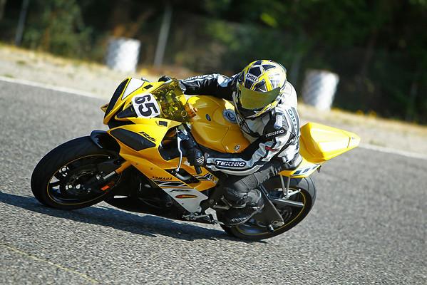 #65 - Yellow Black R6