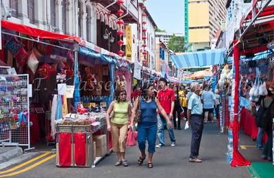 Singapore Markets
