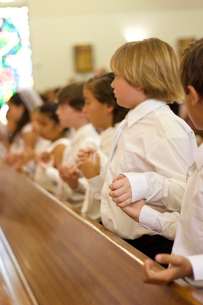 St. Clare First Communion 2017