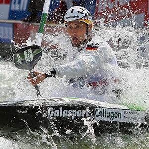 ICF Canoe Kayak Slalom World Cup Augsburg 2009