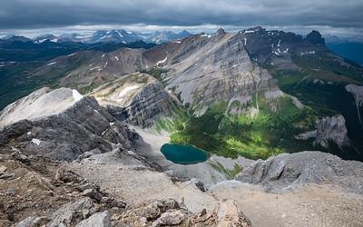 2020-08-14 Mt Bourgeau