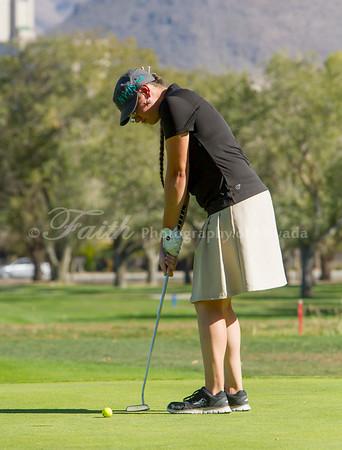 Washoe GC - North Valleys Girls Golf 2014