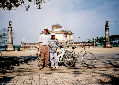 Hue & Saigon Trip Ba Tan Thai Linh 95