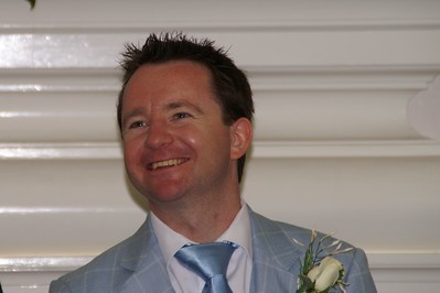 Chester & Jennies wedding May 2007
