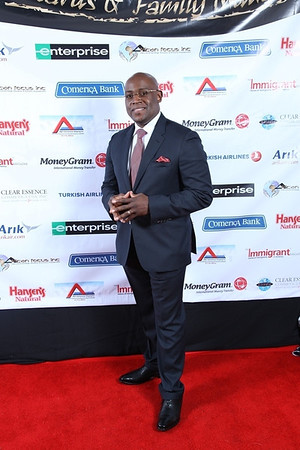 2012 AFRICAN GOODWILL AWARDS