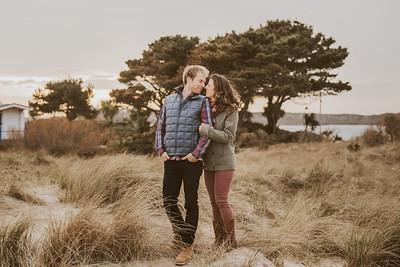 Sarah and Charlie Pre Wed