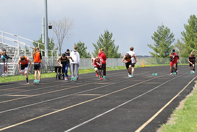 Marion D4 Boys 200m Prelim