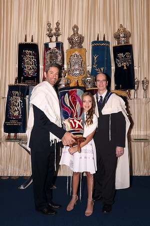 Alembik Portraits at Temple B'nai Torah