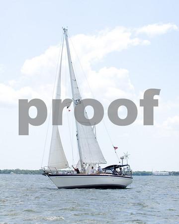White Wolf- Jeff Schuldheiss- Sail #15
