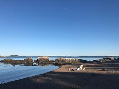 Bay of Fundy Sea Kayak Trip 2019
