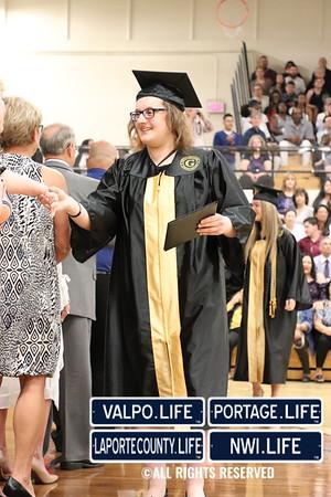 Griffith High School Graduation 2018
