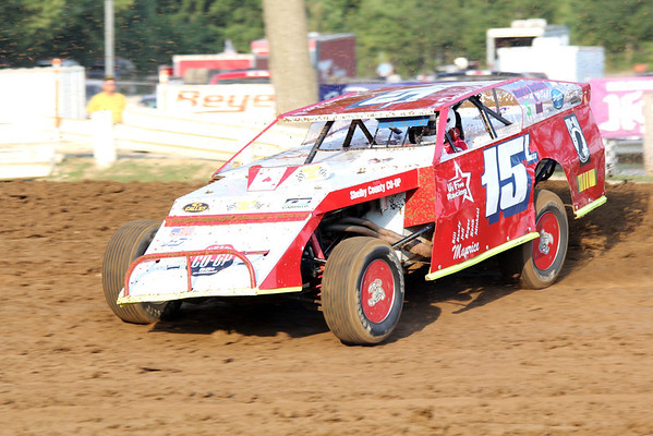 August 17, 2013 - Sprints and modifieds