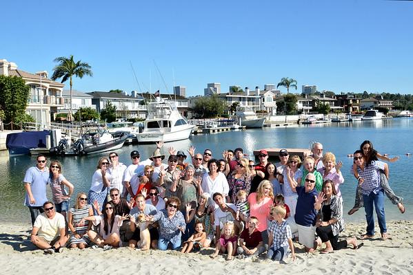 Leyton Family Reunion