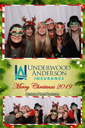 Underwood Anderson Christmas Party 12-13-19