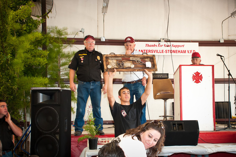 Plantersville-Stoneham Volunteer Fire Department Bazaar