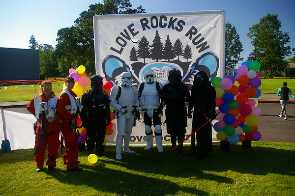 4th Annual Love Rocks Run - Forest Grove