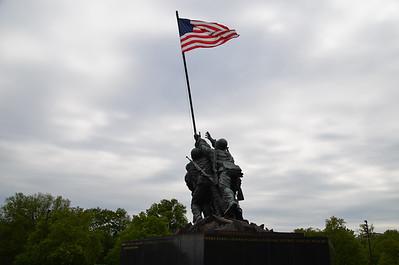 F06 - The Marine Corp Memorial