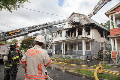 Wilmot Ave. 2nd Alarm (Bridgeport, CT) 7/23/18