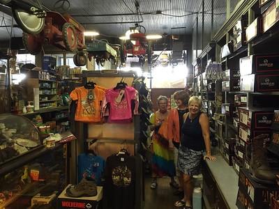 8/2015 ROCHEPORT WITH  LINDA BOTDERS