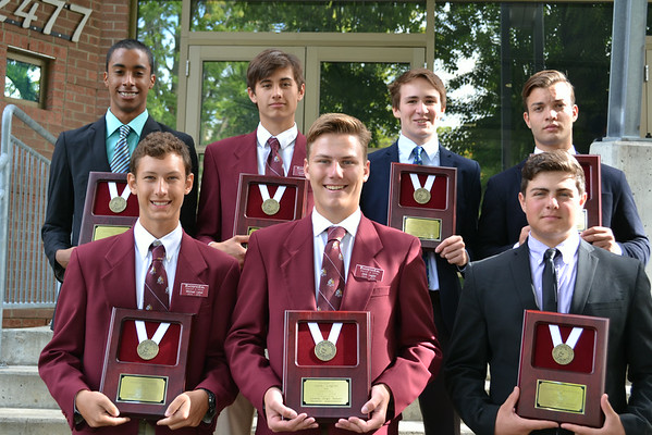 Academic Award Winners 2014