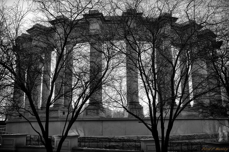 Circular Columns