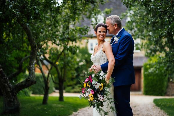Caroline & John Wedding