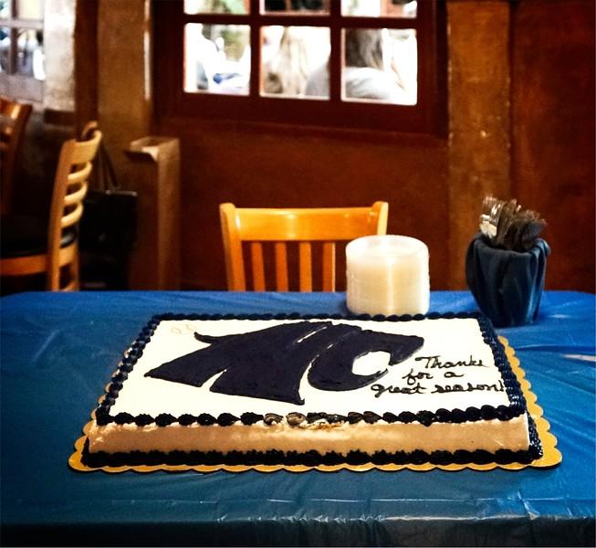 Banquet at Joe T. Garcia's 05-16-18