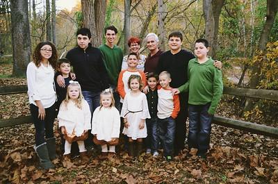 Adams Greensfelder Family