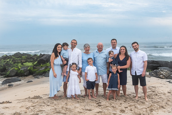 Russo Family Beach Shoot