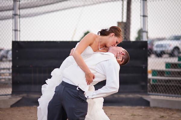 Luebbering Backyard Wedding - Jefferson City, MO Wedding Photography