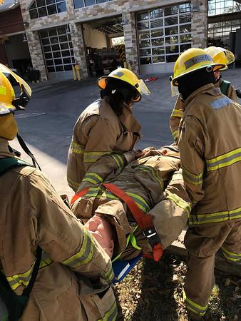 Hays CISD Fire Academy