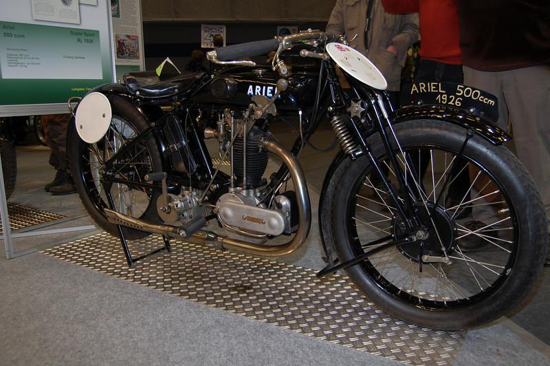 1926 Ariel 500 OHV