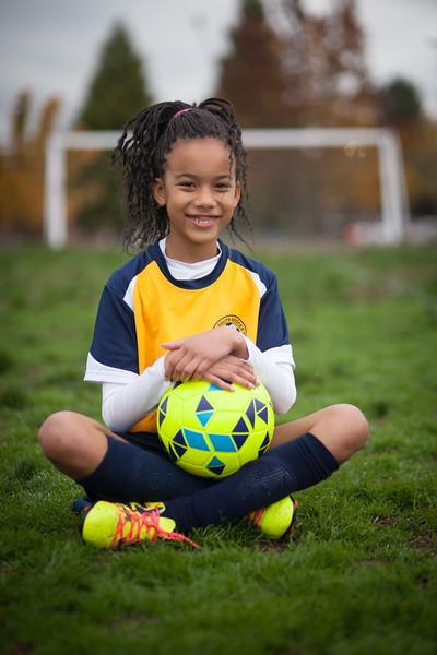 2015 Girls 4th Grade Soccer - Jocelyn Bailey