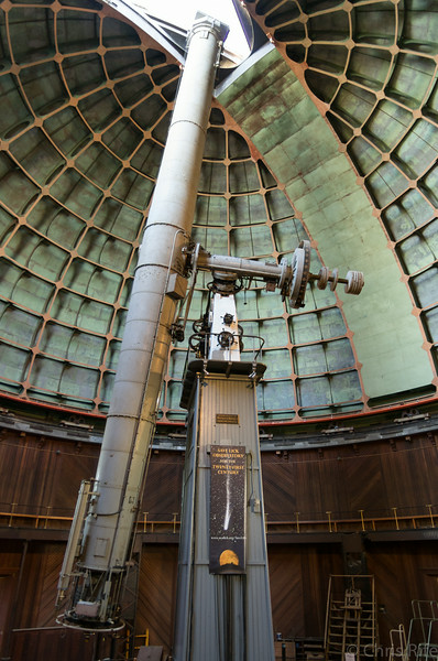 Lick Observatory, Aug 2014